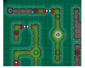 【DQMJ3プロ】 『魔王城』の道順 取っ手の場所 ボスまでのルート マップ付き ジョーカー3 プロフェッショナル攻略