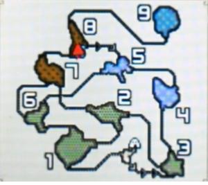【モンハンダブルクロス】 上位 村★7クエスト「龍の卵の納品・モーニング」 遺群嶺 タマゴのある場所 【MHXX 攻略】