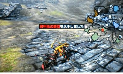 【モンハンダブルクロス】 飛甲虫の斬羽 おすすめ入手方法 【MHXX 攻略】