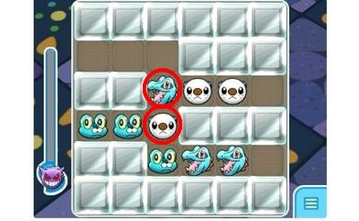 【ポケとる】537 ミジュマル 攻略 パズルの解答例