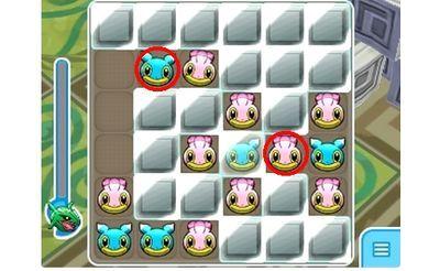 【ポケとる】554 カラナクシ 攻略 パズルの解答例
