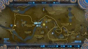 【ゼルダの伝説 ブレスオブザワイルド】 イワロックの出現場所 まとめ マップ一覧 【BotW 攻略】