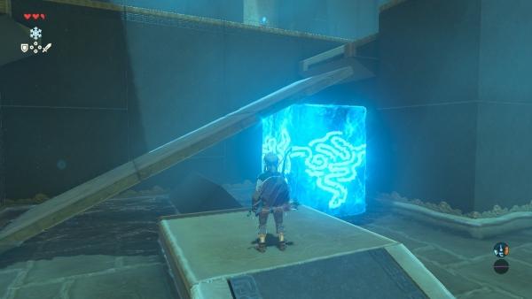 【ゼルダの伝説 ブレスオブザワイルド】 氷柱のちから 『トゥミ・ンケの祠』進み方 【BotW 攻略】