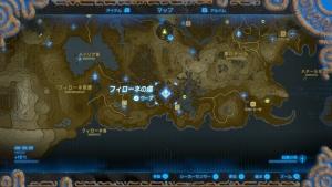 【ゼルダの伝説 ブレスオブザワイルド】 塔の場所 全シーカータワーの位置
