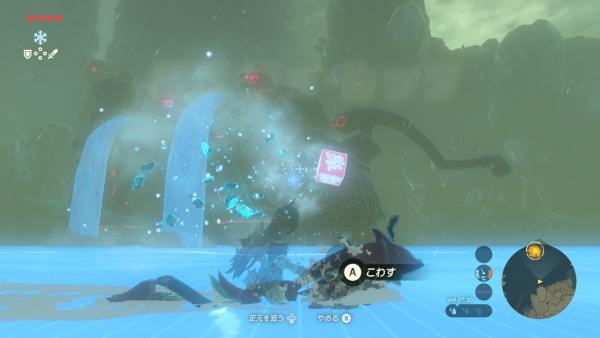 【ゼルダの伝説 ブレスオブザワイルド】水の神獣 ヴァ・ルッタ 倒し方【BotW 攻略】