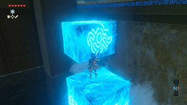 【ゼルダの伝説 ブレスオブザワイルド】 水より現れし盾 『カヤ・ミワの祠』 進み方 【BotW 攻略】