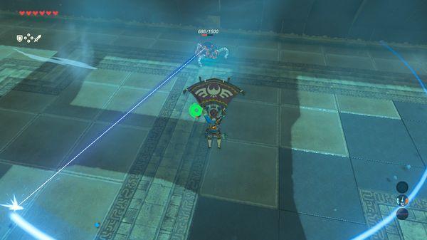 【ゼルダの伝説 ブレスオブザワイルド】 アッカレ地方 力の試練 中位 『ケニィ・シカの祠』 行き方 【BotW 攻略】