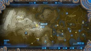 【ゼルダの伝説 ブレスオブザワイルド】 イワロック 全40体 出現場所一覧 40マップ まとめ【BotW 攻略】