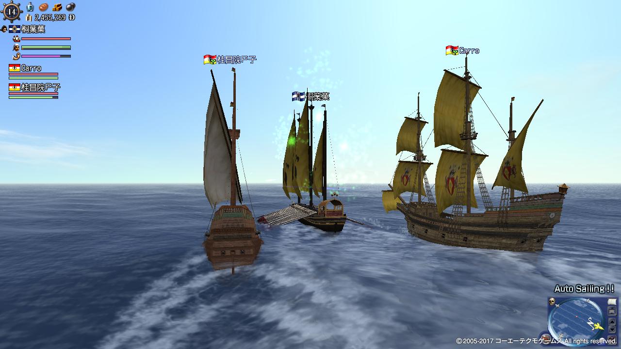 ヘレス開拓艦隊A