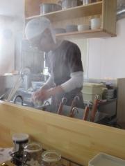 【新店】らぁ麺屋 はりねずみ-8