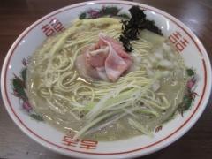 【新店】煮干し麺処 まる-11