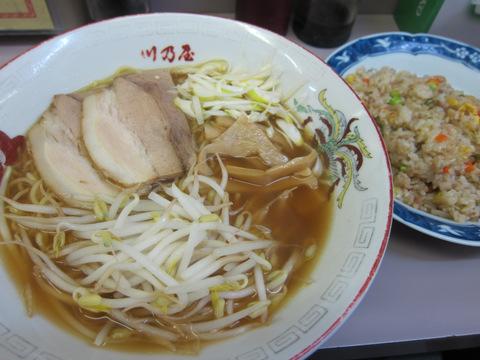 唐人桜(醤油ラーメン)