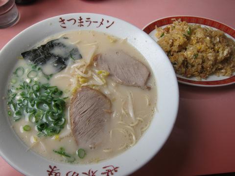 さつまラーメン・円一店(さつまラーメン)