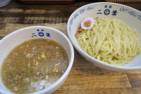 ニ葉(つけ麺)