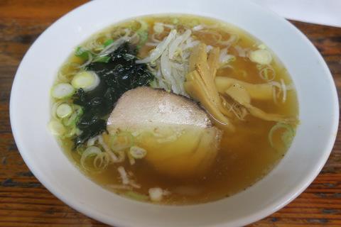 大三元(醤油ラーメン)