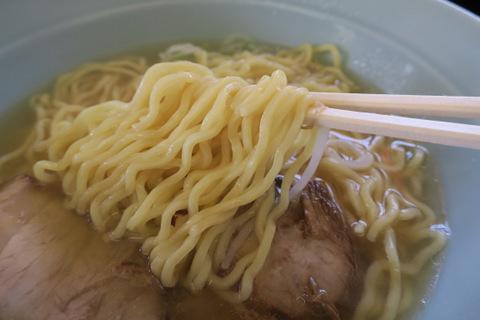 古志原ラーメン あっ!ラーメン(麺)