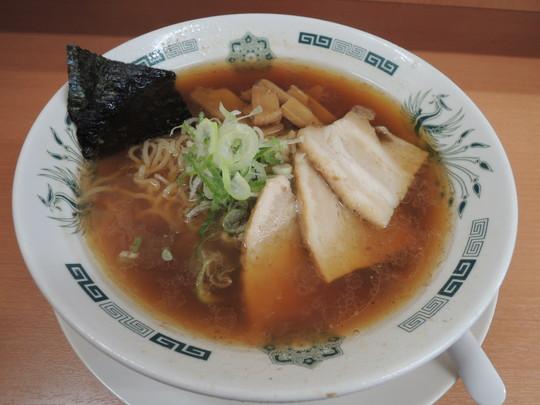 中華そば(390円)