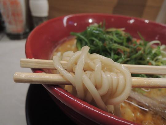焦がし味噌 北海道の麺
