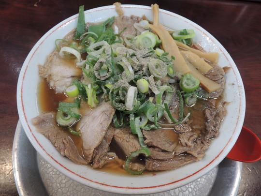 Bらーめん(醤油チャーシューめん)(700円)
