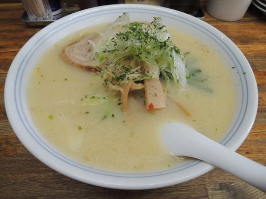 味噌ラーメン(850円)