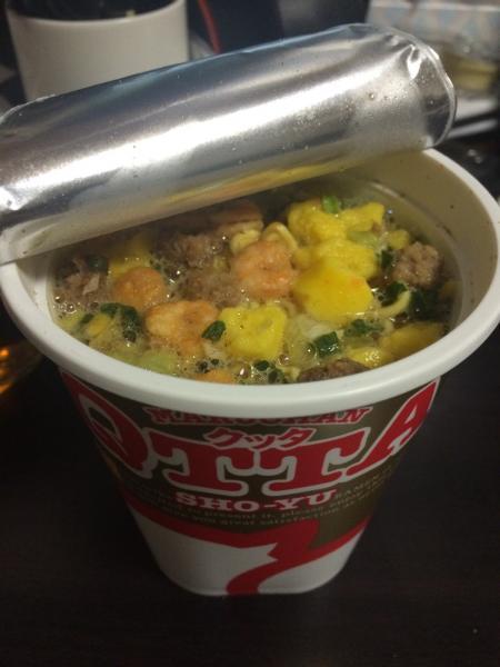 ワイ、マルちゃんから出た新作カップ麺を食う