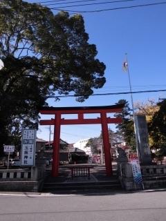 2015年11月16日 玉前神社1