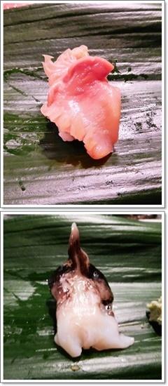 赤貝&とり涯