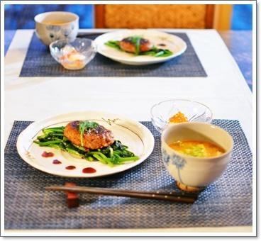 夕飯は!!!