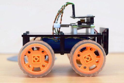20170412a_CoretecTiny4WD Robot _02