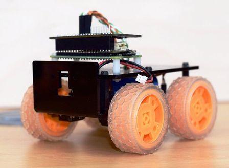 20170412a_CoretecTiny4WD Robot _04