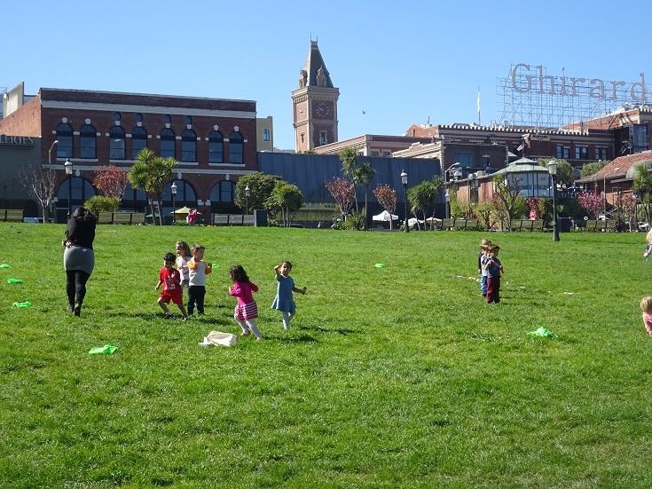 公園の子供1