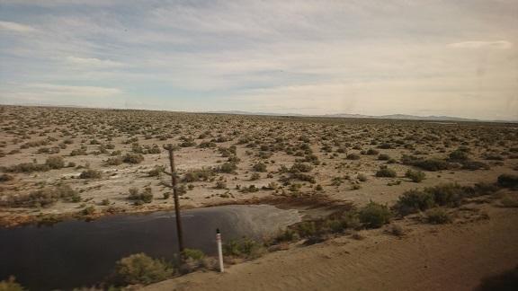 アムトラック砂漠1