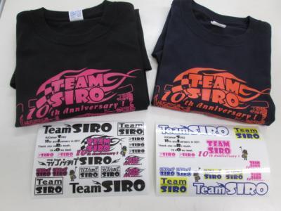 2017021510周年記念Tシャツ