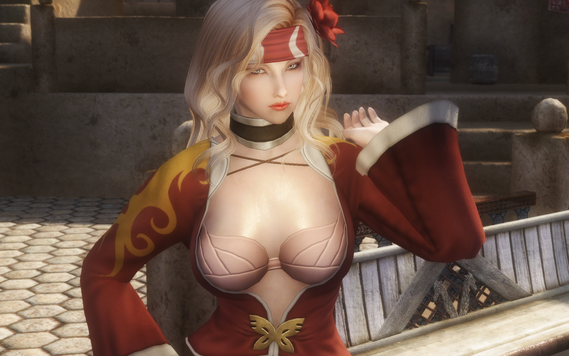 FF12 Elza Outfit