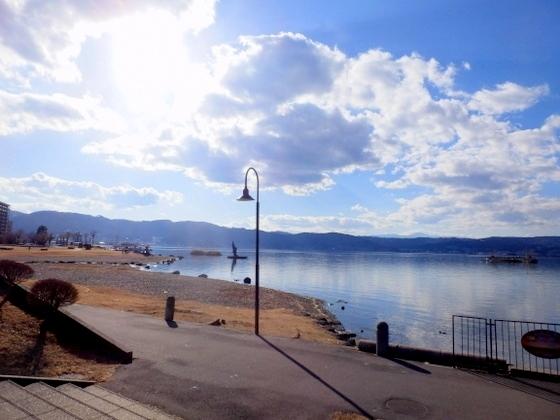 諏訪湖(5)