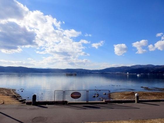 諏訪湖(6)