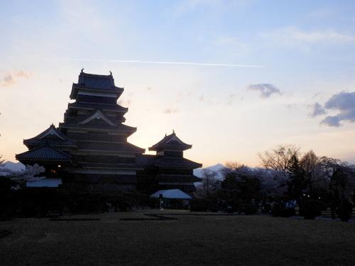 松本城夜桜 (44)