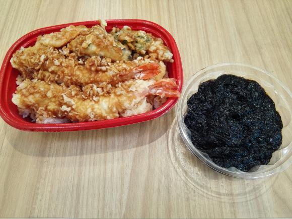 日立おさかなセンター 味勝手丼 海鮮丼 天丼
