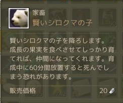 3月22日賢いシロクマの子