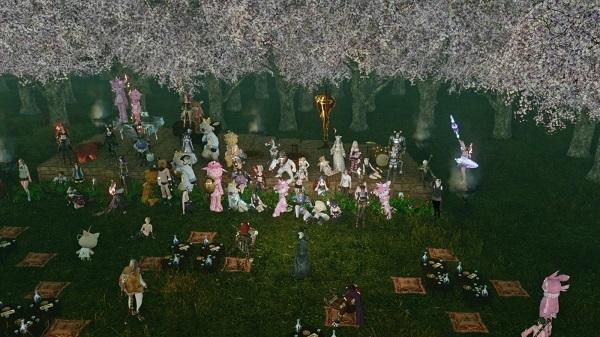 4月23日お花見イベント3