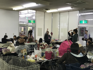 懇親会2017-5