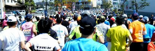 霞ヶ浦マラソン0-1