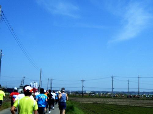 霞ヶ浦マラソン18