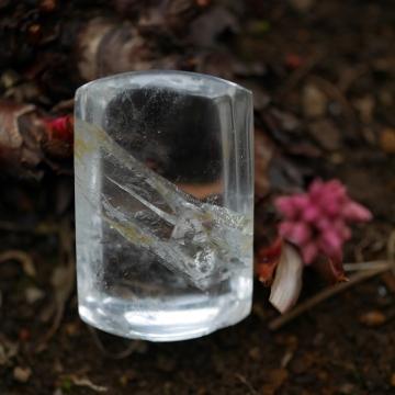 貫入水晶 (3)