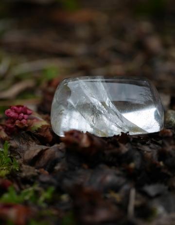 貫入水晶 (1)