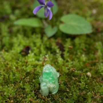 緑チビ (3)