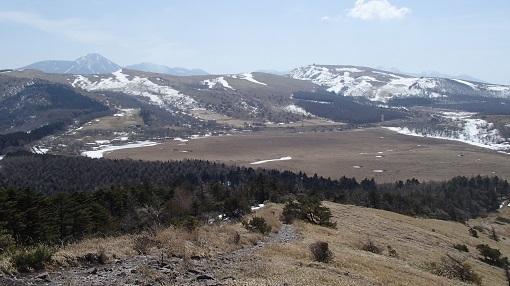 八島湿原と車山