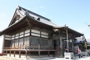 福成寺のおばあちゃん