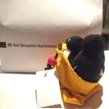 20170218-Suica のペンギン チョコレートプリン (3)