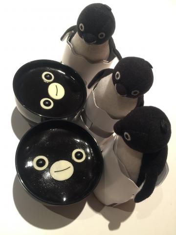 20170218-Suica のペンギン チョコレートプリン (5)